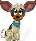 Cartoon Chihuahua Clip Art